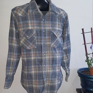 Pendleton high grade western shirt